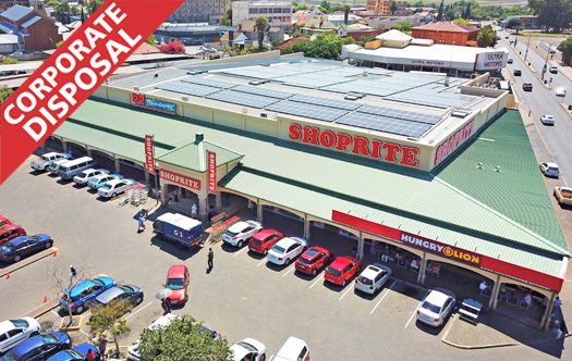Corporate Disposal - Shoprite Kimberley