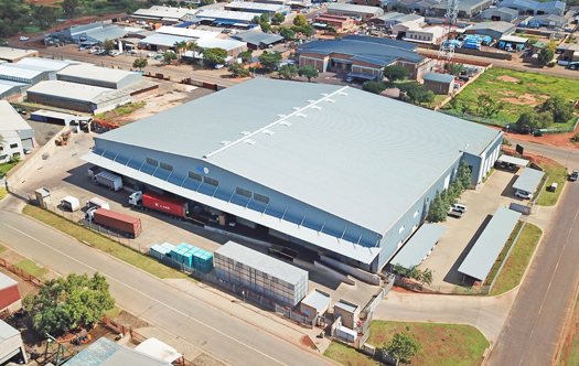 Blue Chip Investment - Industrial Warehouse